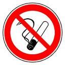 """Schild """"Nichtrauchen"""""""
