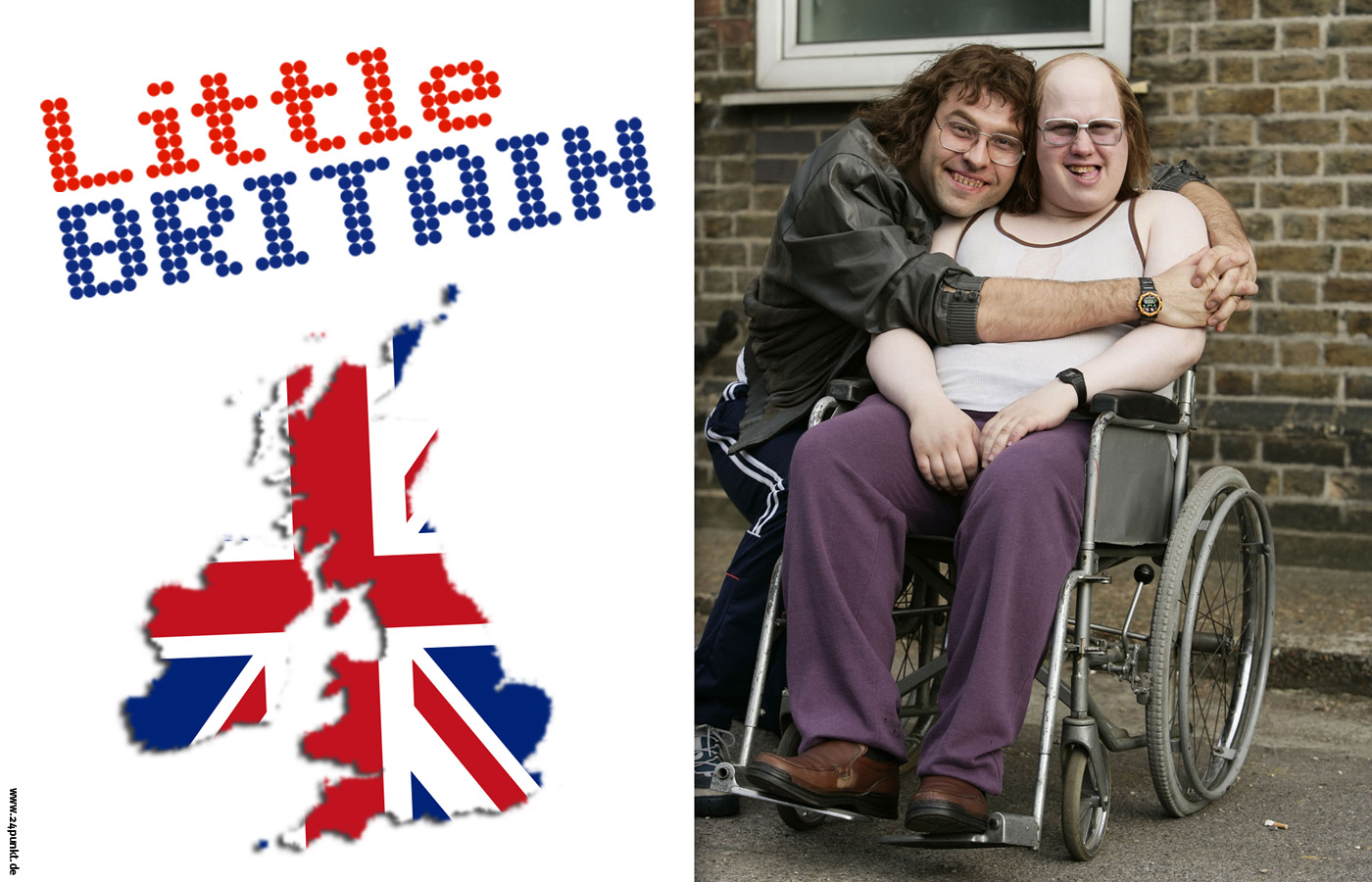 little britiain