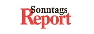 Sonntags-Report Logo