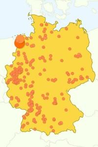 Leserverteilung von 24punkt.de