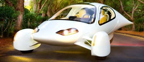Zukunftsauto oder schon bald Realität - Der Aptera