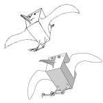 Illustration Trolleybird