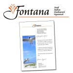 Logoentwurf Fontana