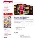 Webprojekt Konken