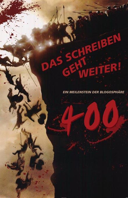400 Beiträge auf 24punkt.de