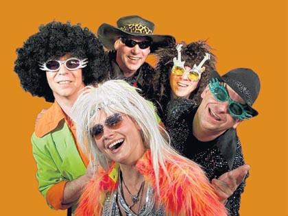 Band auf Leeraner Stadtfest