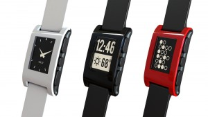 Pebble Smartwatch Quelle: www.getpebble.com