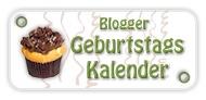 Geburtstagskalender für Blogger