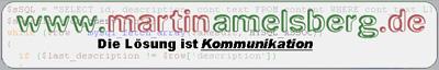 Logo von Martinamelsberg.de