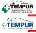 Neues Logo Tempur