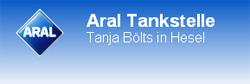 Aral Tankstelle Tanja Bölts