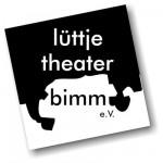 Logoentwurf für das Lüttje Theater Bimm