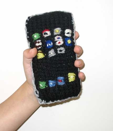 iPhone (Kuschelversion)