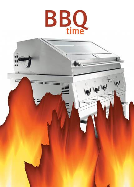smeg BBQ Time