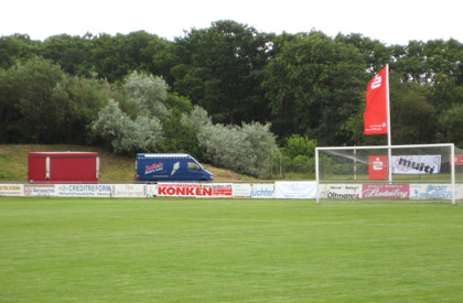 Sportplatz von Frisia Loga