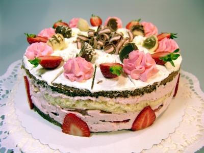 Torte für Andreas