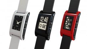 Pebble Smartwatch Quelle: www.getpebble.com